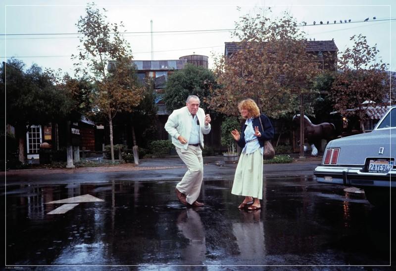 Bukowski tanzt …
