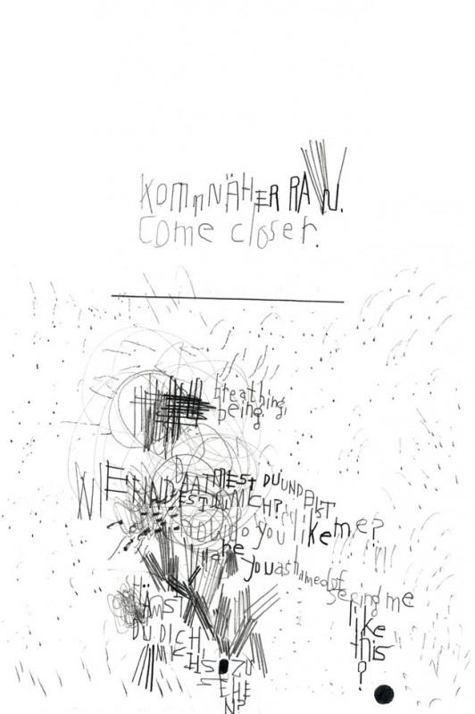 Näher ran // Großdruck No. 11