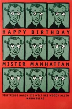 Happy Birthday Mister...