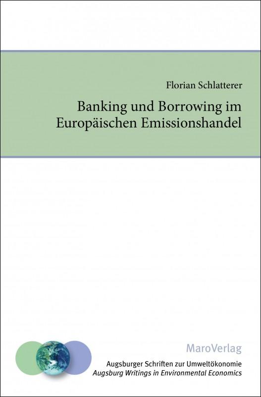 Banking und Borrowing im Europäischen Emissionshandel