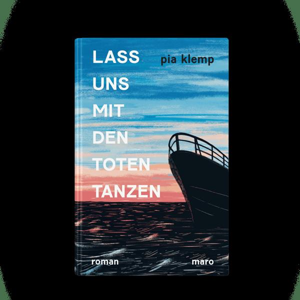 Cover Roman der Kapitänin Pia Klemp MaroVerlag